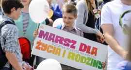 """""""Polska Rodziną Silna!"""". W niedzielę w Pile Marsz dla Życia i Rodziny"""