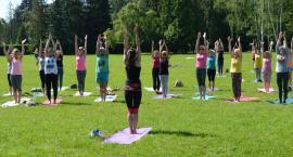 Lato z jogą w Parku Miejskim w Pile [ZDJĘCIA]