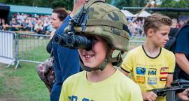 Tłumy na pikniku z okazji Święta Wojska Polskiego [ZDJĘCIA]