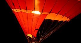 Koncert z balonu kolejną atrakcją Festiwalu Teatrów Światła