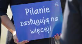 """PiS rozpoczyna kampanię w Pile. """"Pilanie zasługują na więcej"""""""