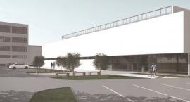 Nowa hala sportowa przy LO w Pile. Wkrótce ruszy budowa [WIZUALIZACJE]