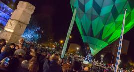 Koncert z balonu i Magiczny Ogród. Trwa Festiwal Teatrów Światła [ZDJĘCIA]