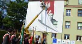 Niepodległość i Powstanie. Nowy mural w Pile [ZDJĘCIA]