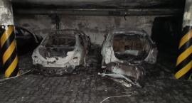 Podpalenia z zemsty? Zatrzymano trzy osoby