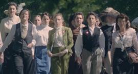 """Filmowa historia polskich sufrażystek. Przedpremierowy pokaz """"Siłaczek"""" w Pile [VIDEO]"""
