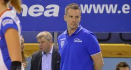 Trener Enea PTPS Piła odchodzi z klubu