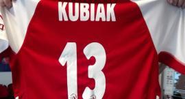 Mistrzowska koszulka Michała Kubiaka na aukcji WOŚP w Pile
