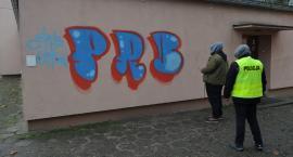 """""""Grafficiarz"""" - wandal zatrzymany"""