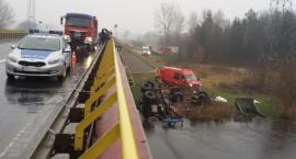 Więzienie za śmierć kierowcy ciężarówki. Jest wyrok dla sprawcy wypadku