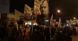 Ulicami Piły przeszedł Marsz Pamięci Żołnierzy Wyklętych [VIDEO]