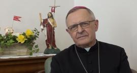 Wielkanocne życzenia biskupa Edwarda Dajczaka [VIDEO]
