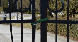Park Miejski w Pile zamknięty do odwołania