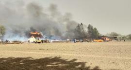 Po pożarze tartaku. Potrzebna jest pomoc dla pogorzelców z Brzostowa