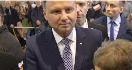 Prezydent Andrzej Duda odwiedzi nasz region