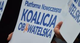 Znamy pierwszą trójkę Koalicji Obywatelskiej na wybory do Sejmu z Piły