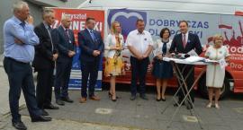 Przedwyborcze tournée kandydatów. PiSbus w Pile i regionie
