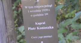 Jedna z pierwszych ofiar II Wojny Światowej poległa w Jeziorkach pod Piłą