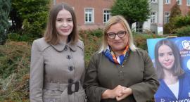 Beata Kempa w Pile. Europosłanka wspiera kandydatkę PiS do Sejmu