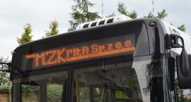 """Elektryczne autobusy w Pile. """"Piątka"""" stanie się ekologiczną linią MZK"""