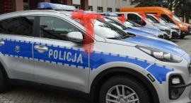 Nowe radiowozy dla policji i busy dla DPS [ZDJĘCIA]