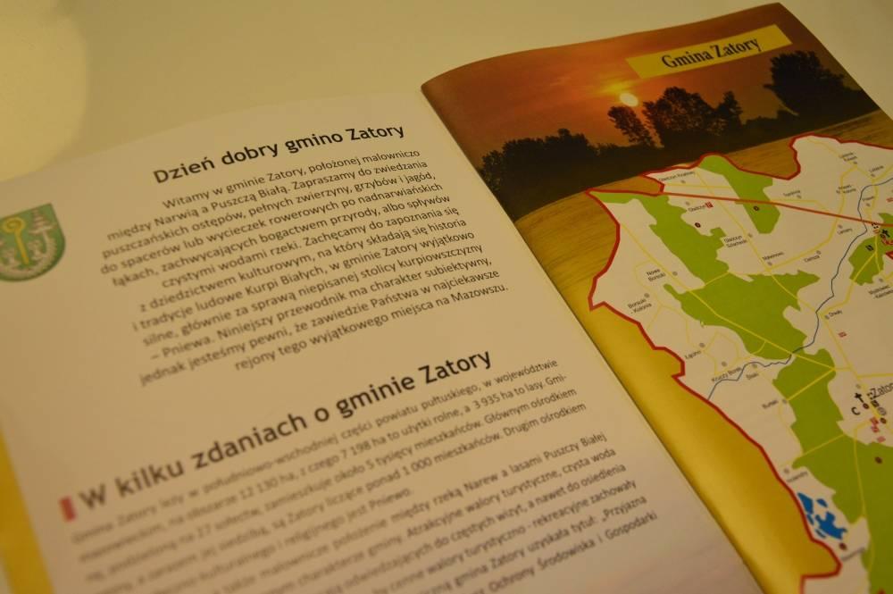 Samorząd, Praktyczny przewodnik gminie Zatory - zdjęcie, fotografia