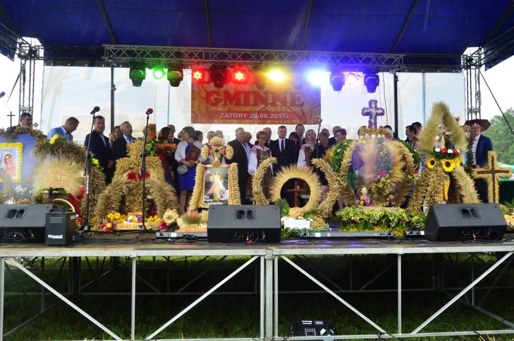 Wydarzenia, Święto plonów Zatorach - zdjęcie, fotografia