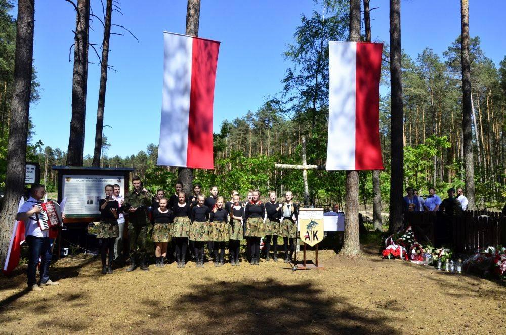 Historia, Prawdziwa lekcja historii Pniewie - zdjęcie, fotografia