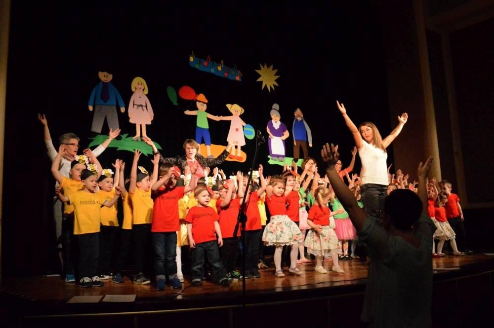 artykuły, Koncert Piosenki Przedszkolnej - zdjęcie, fotografia