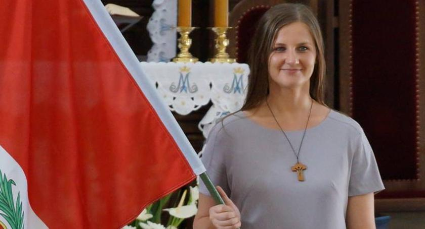 Wywiad, Małgorzata Białczak pojedzie misje - zdjęcie, fotografia