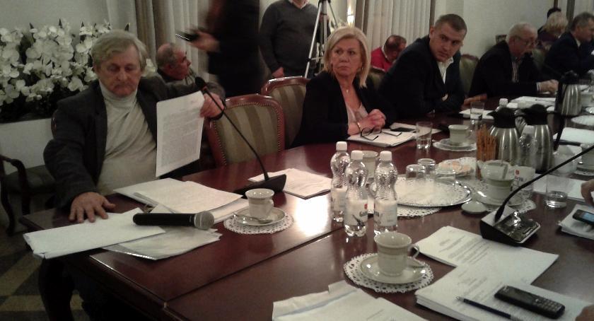 Samorząd, Ciekawe tematy sesji Miasta - zdjęcie, fotografia