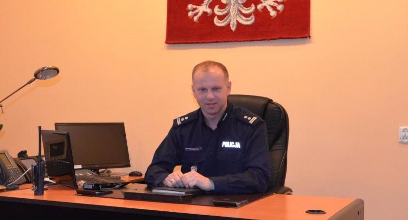 Wywiad, Komenda Policji milionów! rozmowa Komendantem Policji Jarosławem Olszewskim - zdjęcie, fotografia