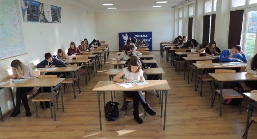 """Szkoły powiatowe, Konkurs """"Geo Planeta"""" dziewiąty - zdjęcie, fotografia"""