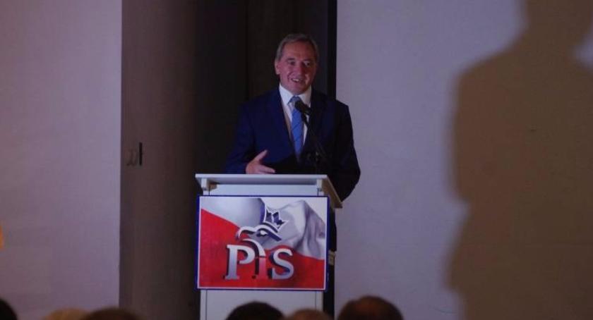 Wybory, Henryk Kowalczyk ministrem rolnictwa - zdjęcie, fotografia