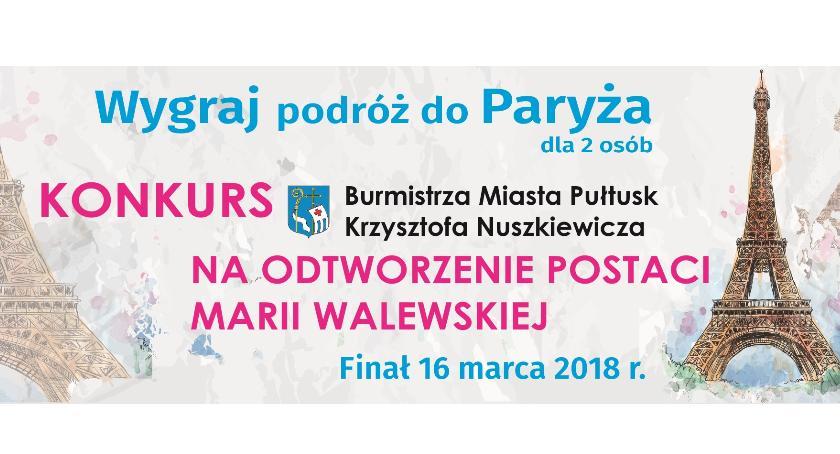 Konkursy PGP, Maria Walewska ostatnie zgłoszeń! - zdjęcie, fotografia