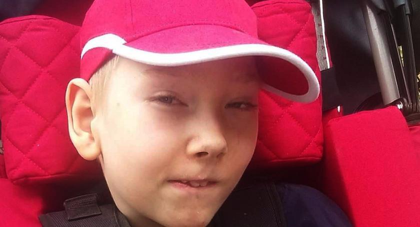 Wydarzenia, Pomóżmy Oliwierkowi akcja charytatywna - zdjęcie, fotografia