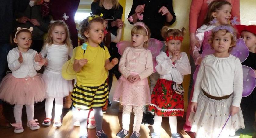 Przedszkola, karnawałowy przedszkolaków Pokrzywnicy - zdjęcie, fotografia
