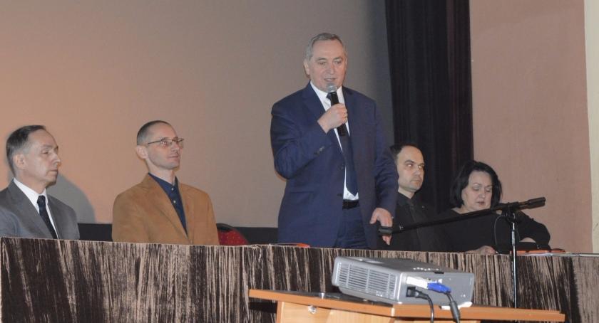 Wydarzenia, Spotkanie konsultacyjne sprawie obwodnicy Pułtuska - zdjęcie, fotografia