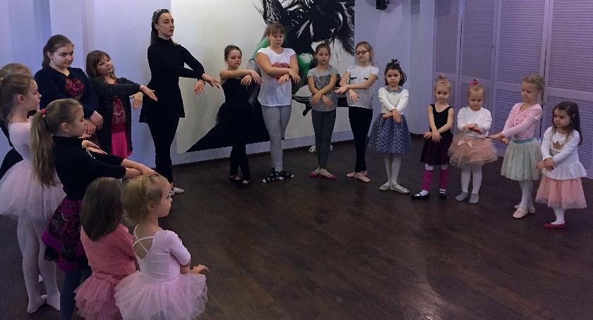Taniec, Warsztaty baletowe Semiramidzie - zdjęcie, fotografia