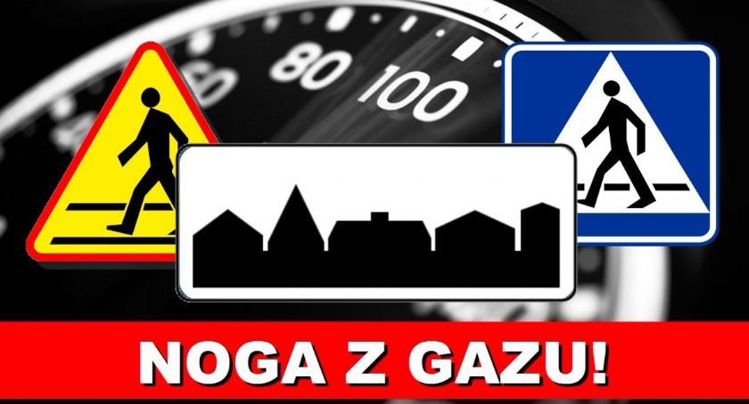 """Komunikaty policji, """"Noga gazu"""" działania pułtuskiej drogówki - zdjęcie, fotografia"""