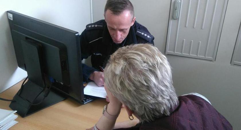 Komunikaty policji, Dyżury dzielnicowych - zdjęcie, fotografia