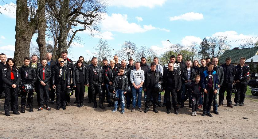 Wydarzenia, Winnica rozpoczął sezon motocyklowy - zdjęcie, fotografia
