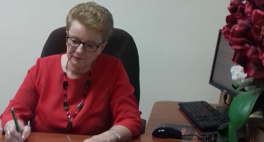 Wywiad, Barbara Polańska podsumowuje swoją ostatnią kadencję - zdjęcie, fotografia