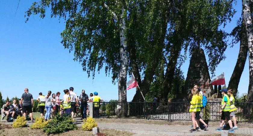 Historia, Rowerowy Niepodległości - zdjęcie, fotografia