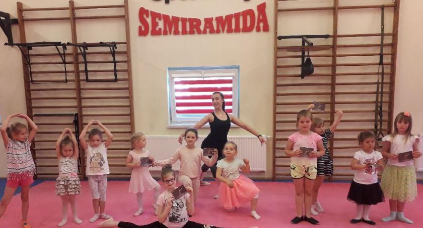Taniec, Bezpłatne warsztaty baletowe - zdjęcie, fotografia