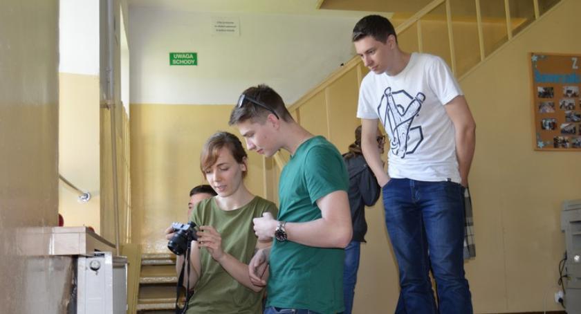 Szkoły powiatowe, fotograficzny Prusie - zdjęcie, fotografia