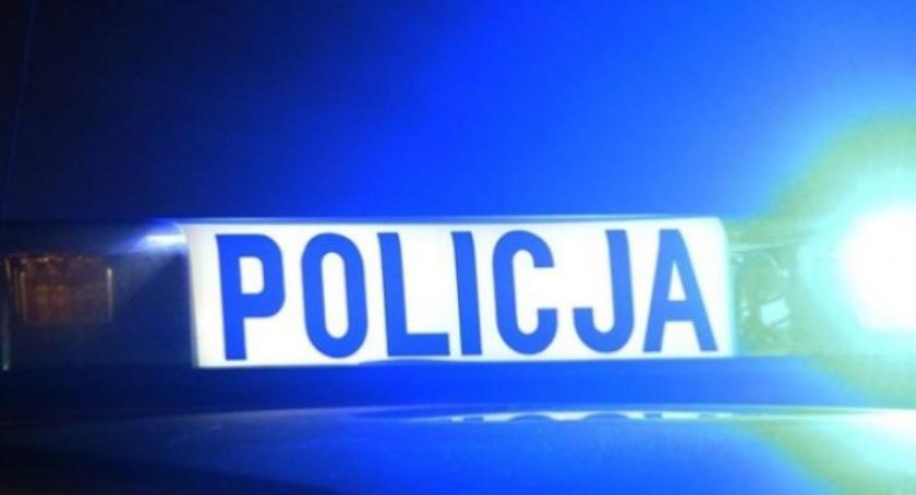 Policja, Podszywał policjanta - zdjęcie, fotografia