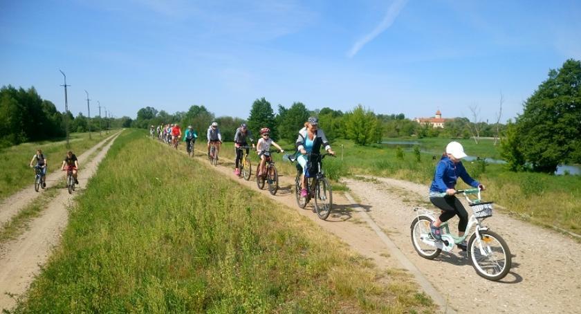 Wydarzenia, rowerowy Puszczy Białej - zdjęcie, fotografia