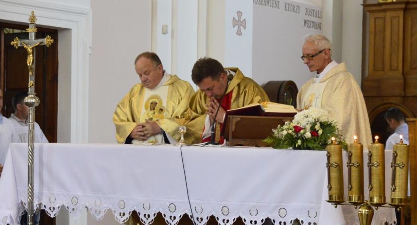 Z życia parafii, Jubileusz kapłaństwa księdza Dariusza Multona - zdjęcie, fotografia