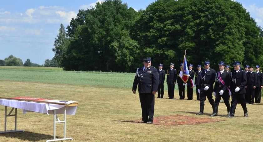Wydarzenia, Święto Strażaka lecie Trzepowo - zdjęcie, fotografia